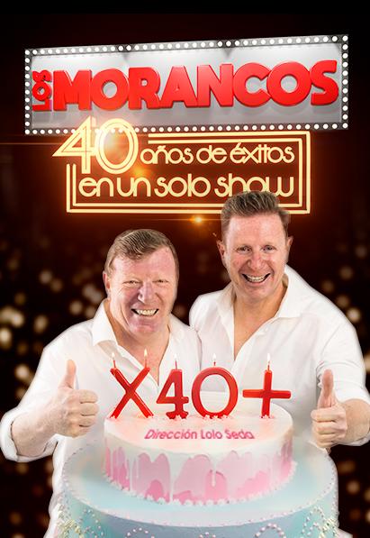 LOS MORANCOS - X40+ - ALMERIA