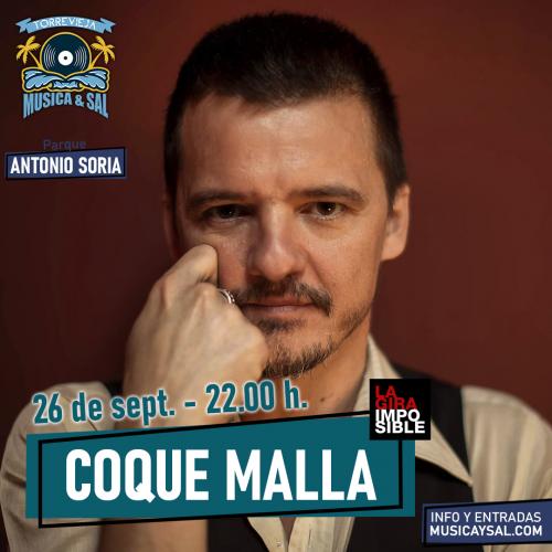 COQUE MALLA - OBLIGATORIO DATOS DE CADA ASISTENTE