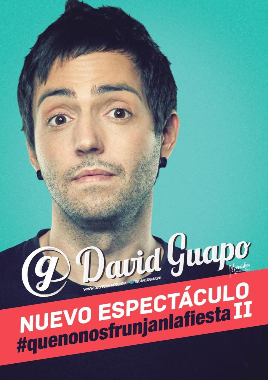DAVID GUAPO - ALICANTE