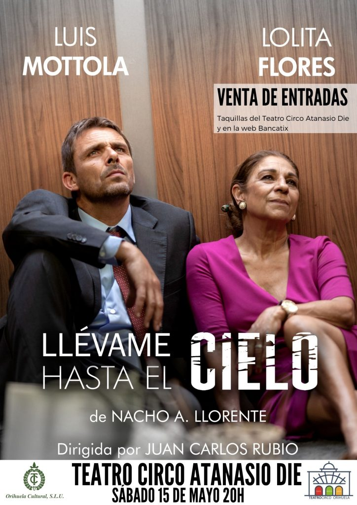 LLEVAME HASTA EL CIELO - ORIHUELA