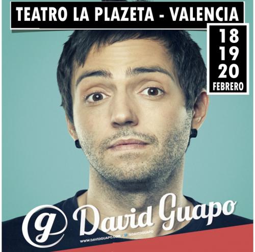 DAVID GUAPO - LA PLAZETA