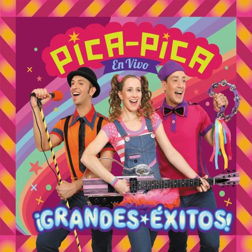 """LOS PICA PICA """"GRANDES EXITOS"""" - ELCHE"""