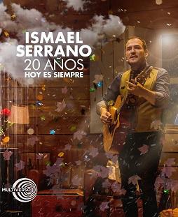 ISMAEL SERRANO - GIRA 20 AÑOS HOY ES SIEMPRE ELCHE