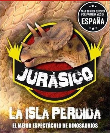 JURASICO, LA ISLA PERDIDA - VALENCIA