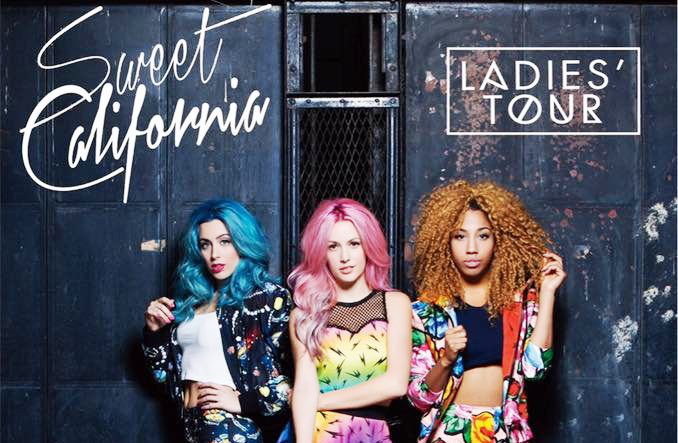 SWEET CALIFORNIA - LADIES´ TOUR 2.0 - BENIDORM