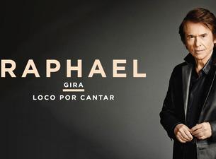 RAPHAEL - LOCOS POR CANTAR -LEPE - HUELVA